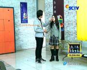 Foto Romantis Aliando dan Prilly GGS Returns Episode 23