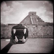 Chichen_Itza,_Yucatan,_Mexico,_taken_with_a_Diana_camera