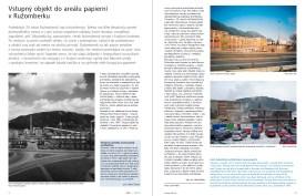 ASB 1-2/2012 Nadčasová architektúra – Vstupný objekt do areálu papierní v Ružomberku