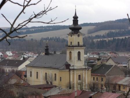 kostol Hniezdne, foto: Ralf Mannheimer