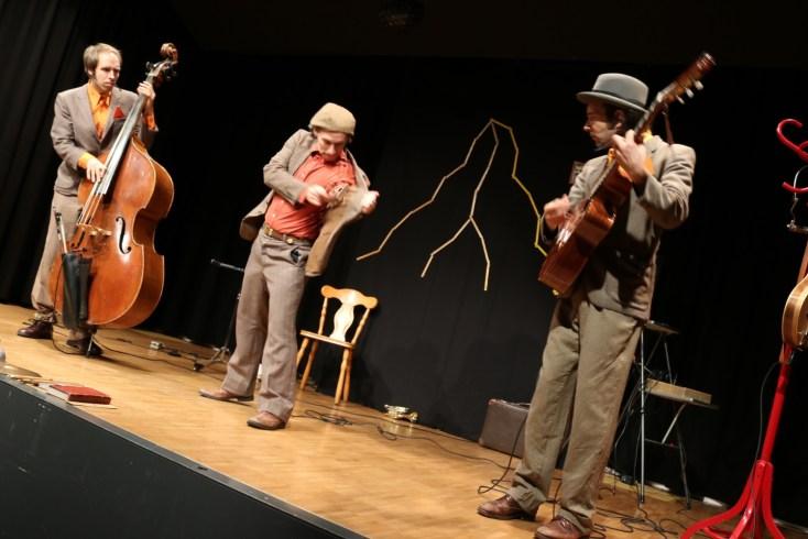 Mattermania auf der Bistro-Bühne in Romanshorn