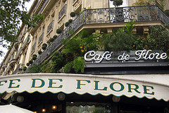 Paris - St. Germain Cafe