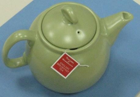 A lovely pot of Taylors of Harrogate English Breakfast tea
