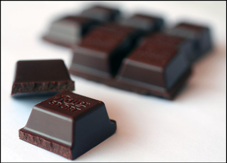 Could you eat chocolate every day for a year?