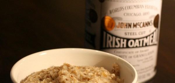 Nostalgic for Irish Oatmeal