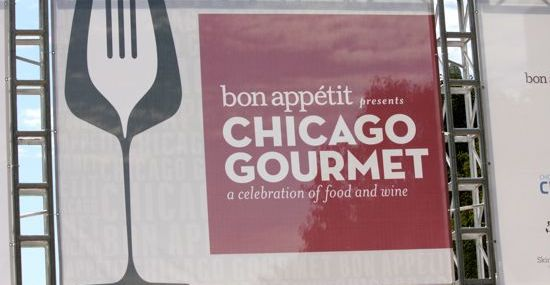 Chicago Gourmet 2012: Wide Eyes & Eager Palates