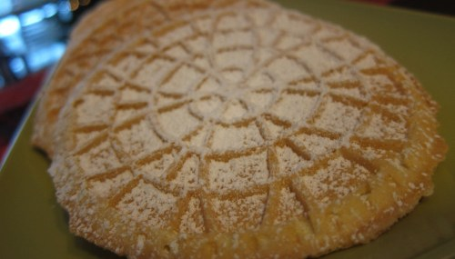 Pizzelle: The World's First Cookie