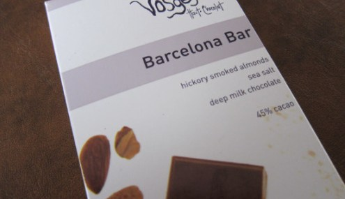 Christmas Eve Chocolate – A La Barcelona