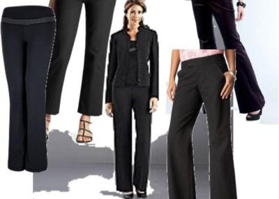 Yes, I Absolutely Do Need 5 Black Pants