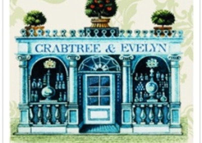 Crabtree & Evelyn Holiday Giveaway Winner!