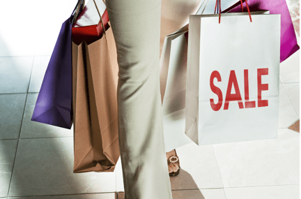 Confessions of a British Shopaholic