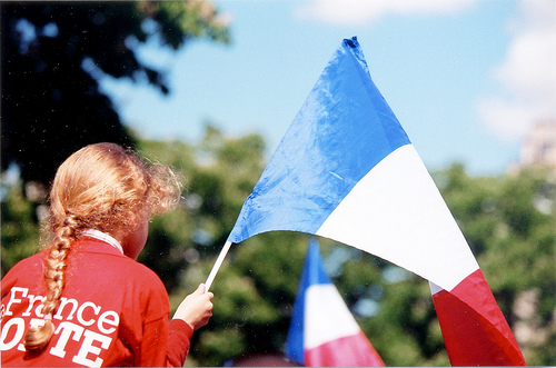 French Flag 2013