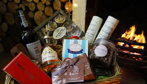 What's in Your Christmas Hamper?