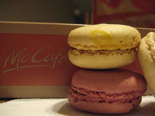 McCafe Macarons