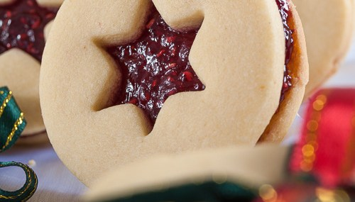 Traditional European Christmas Cookies