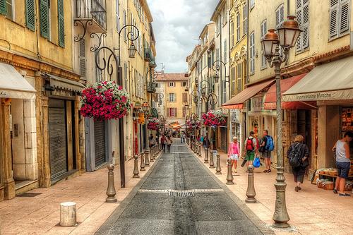 France city village
