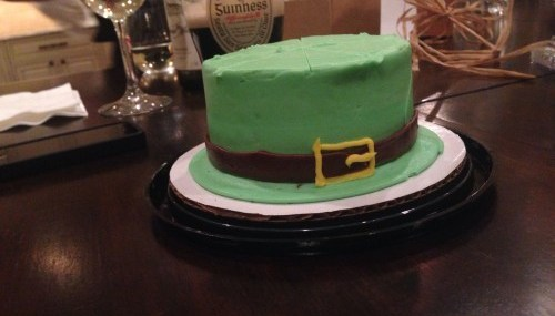 Guinness and Chocolate