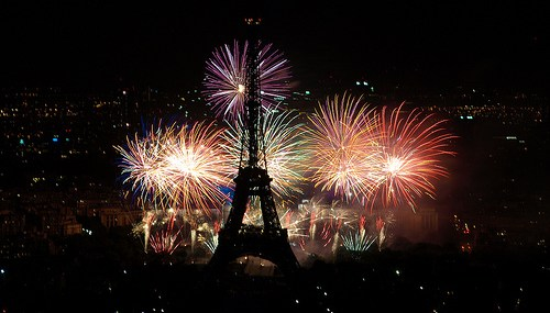 Bastille Day Celebrations in the US