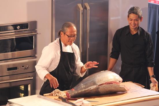 Chicago Gourmet 2014 Masaharu Morimoto