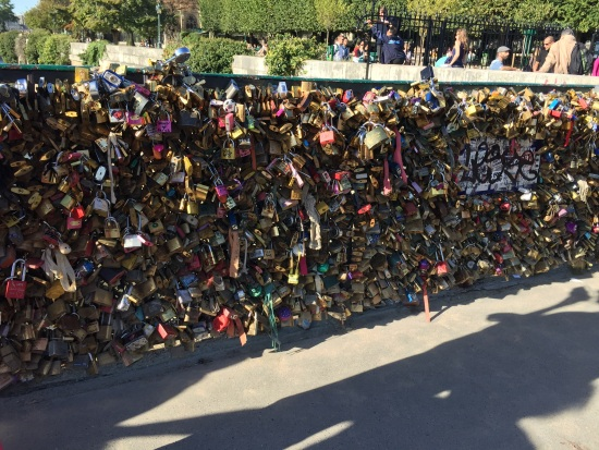 Locks of Love bridge