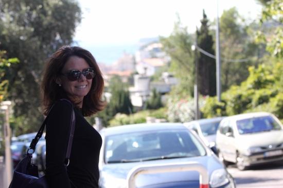 Jen in Cassis