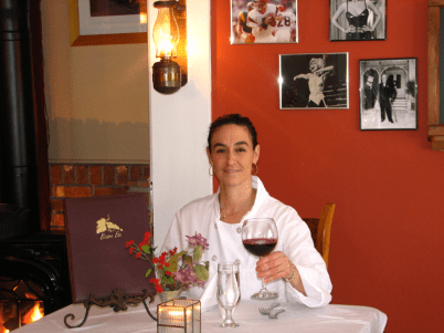 Chef & Owner Karen