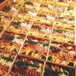 年末ランティミテ惣菜BOX(2017.12.31)