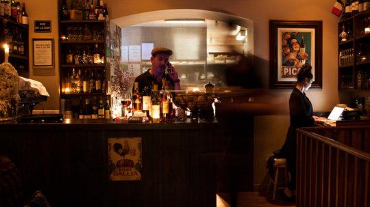 The Bar 1