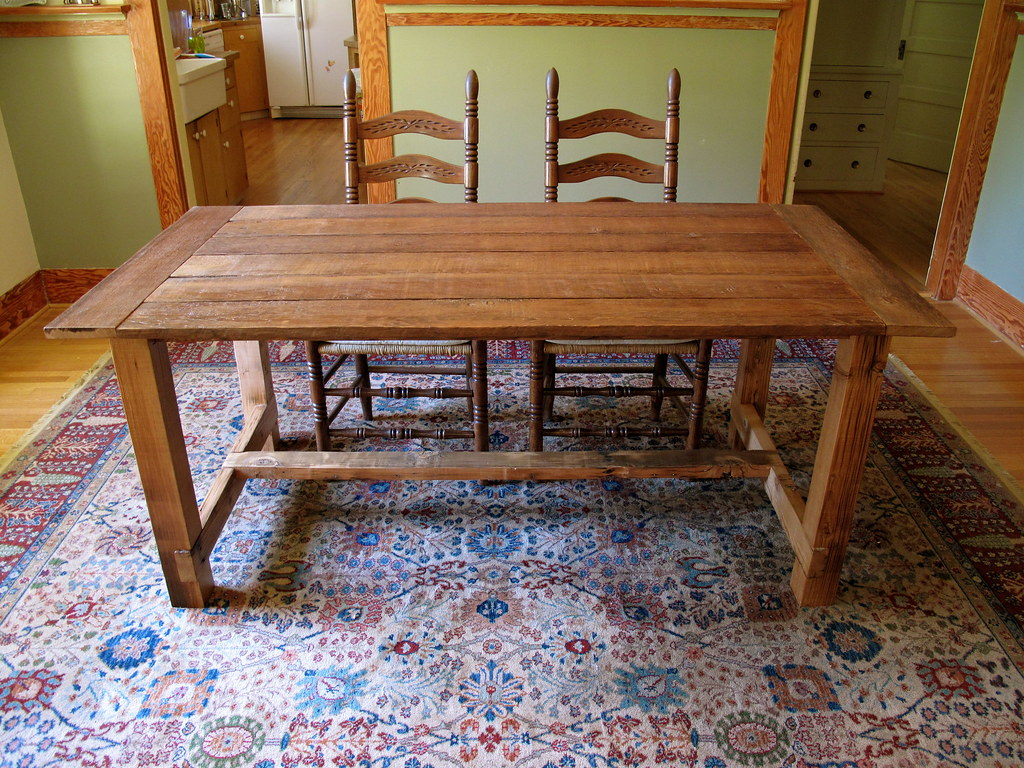 Dining Table Bench Seat And Chairs