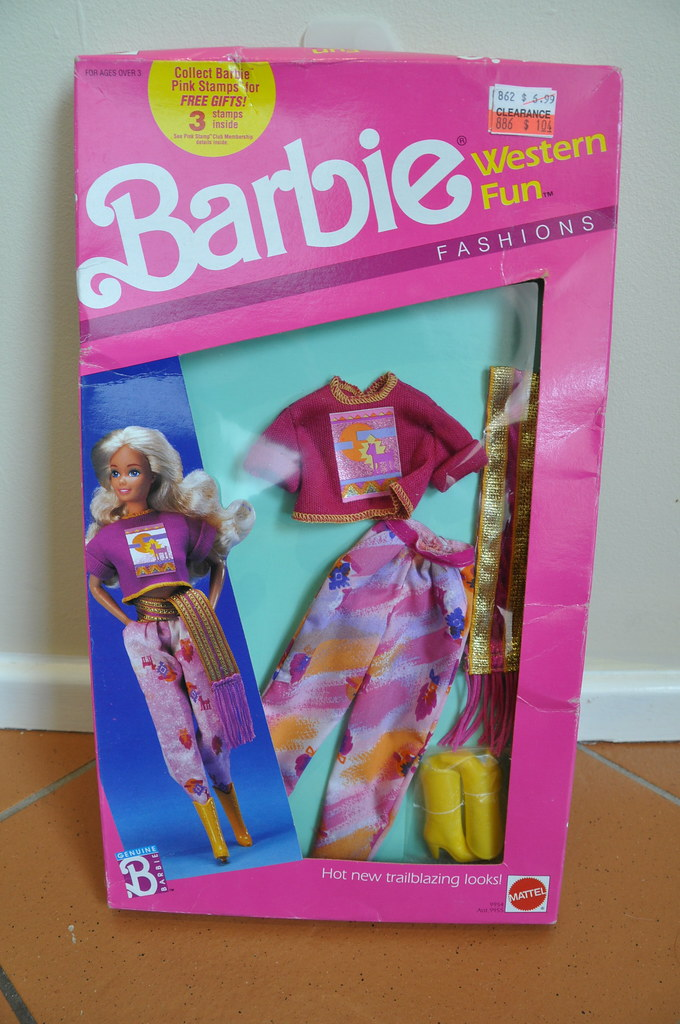 Barbie Fashion Show Game Play