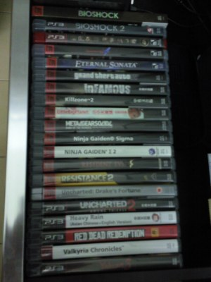 PS3 GAMES CHART : GAMES CHART | Ps3 games chart : Ports for black ops ps3 : Problems with ps3