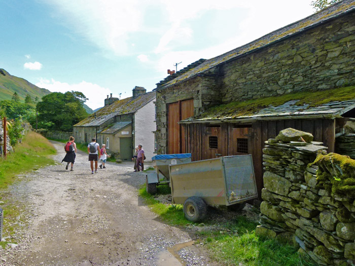 Side Farm, Ullswater, Patterdale, Cumbria