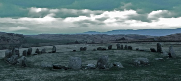 Timeline for prehistoric Britain, Swinside, stone circle, Cumbria