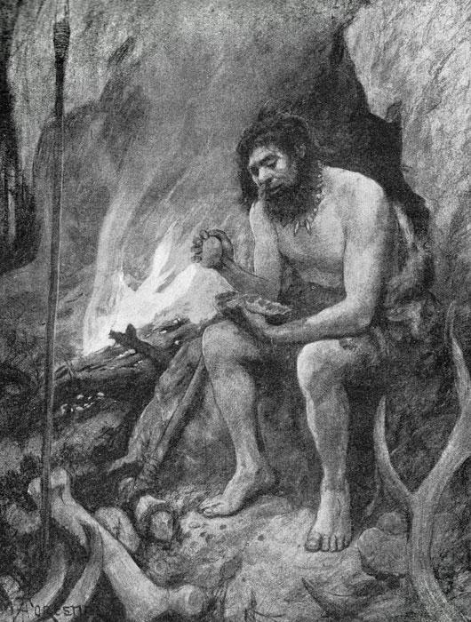 Caveman, Forestier