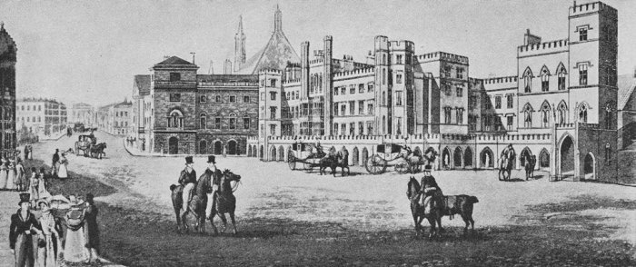 Old Palace Westminster, Parliament
