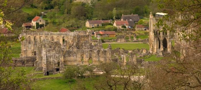 Reformation, Rievaulx Abbey, Tudor timeline
