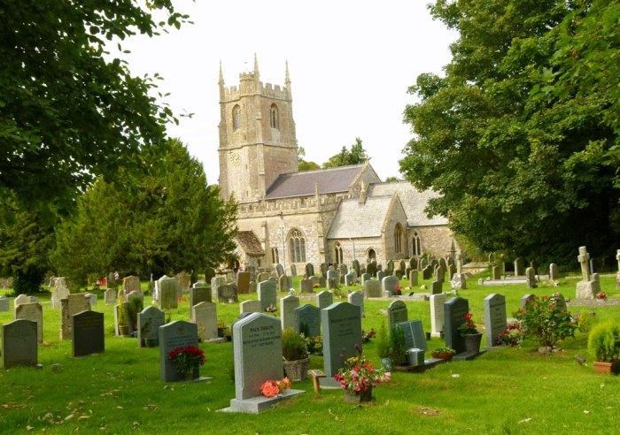 St James, church, Avebury, Wiltshire.