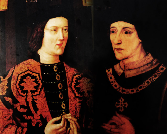 Edward IV, Henry VI, Wars of the Roses