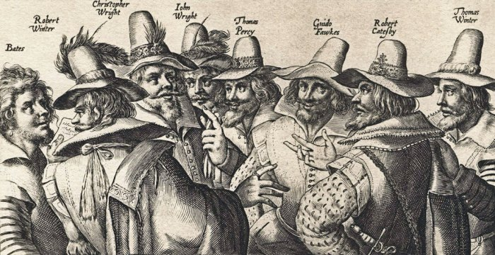 Gunpowder Plotters