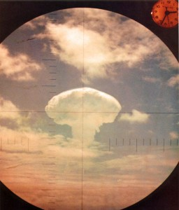 Nuclear explosion Johnson Atoll, Britain since 1945