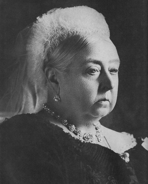 Queen Victoria, Empress, The British Empire