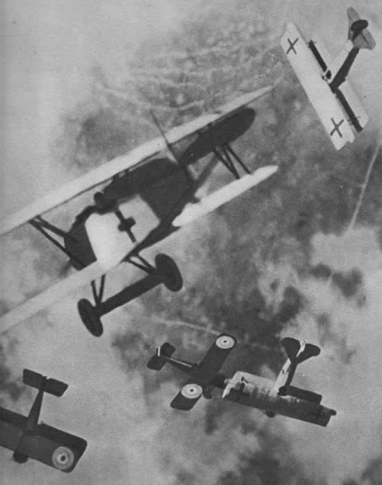 WW1 dogfight, scientific advances, legacy of 1914-18