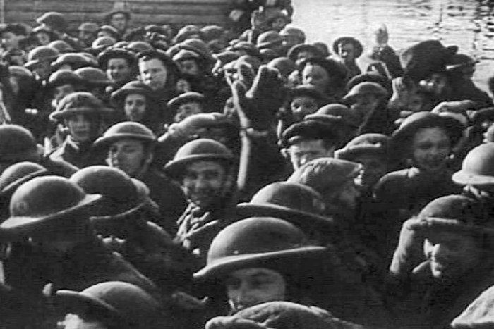 Dunkirk evacuation 1940, Second World War