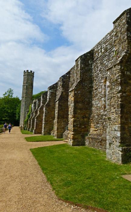 Hastings battlefield today