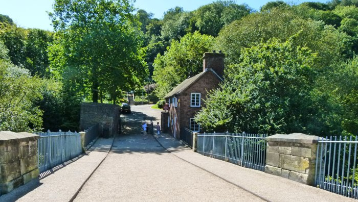 Ironbridge, toll house