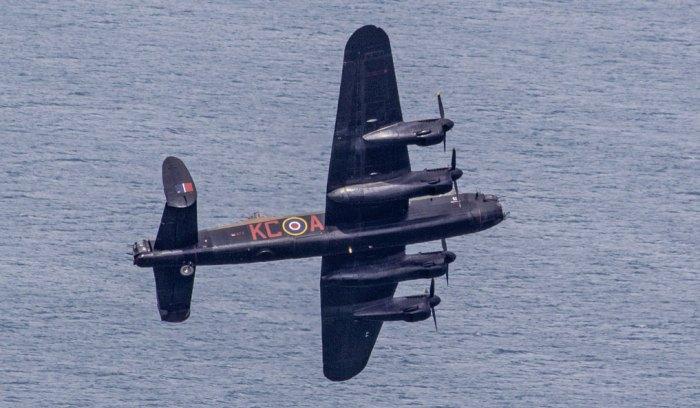 Lincolnshire, RAF, Avro Lancaster, Battle of Britain Flight, East Midlands