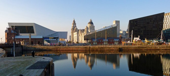 A bit about North West England