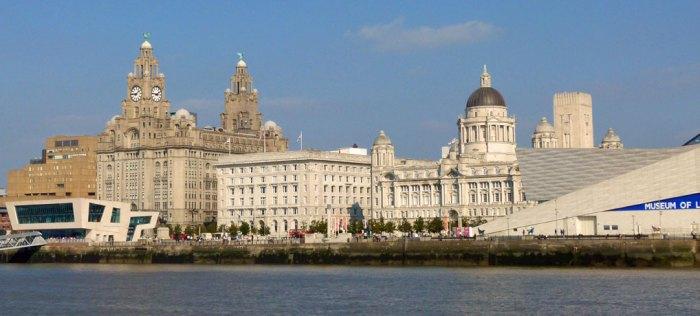 Liverpool, North West England