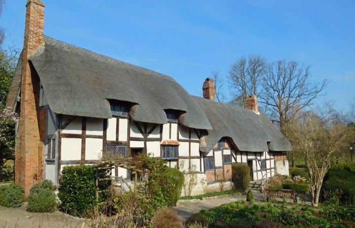 Mary Arden's Farm, Stratford, West Midlands