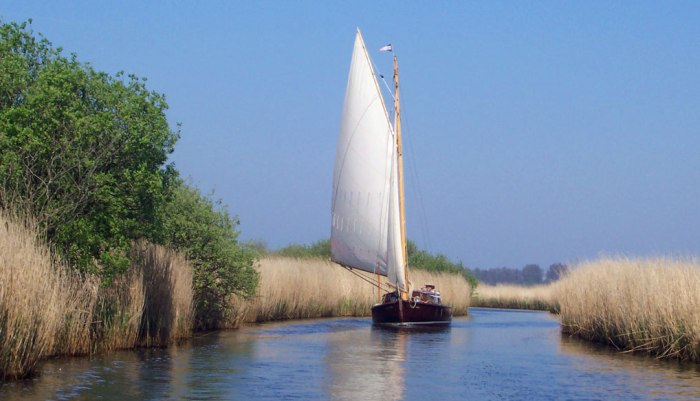 Norfolk Broads, sailing, East Anglia